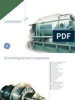 GE CC Axial Compressor