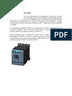 Algunos Accesorios de Control Eléctrico