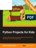 Python Projects for Kids - Sample Chapter