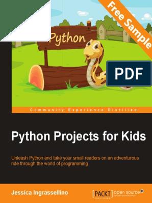 Python Projects Pdf