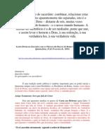 1010 - 18.02.2010 - Lectio Divina com os Párocos da Diocese de Roma