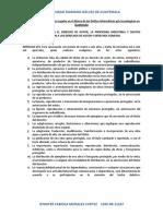 Principales Regularizaciones Legales en El Marco de Los Delitos Informaticos y Tecnologicos en Guatemala