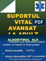 SUPORTUL VITAL AVANSAT- 2010.ppt