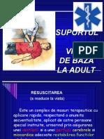 SUPORTUL VITAL DE BAZA-2010.ppt