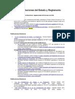 Ley de Contrataciones Del Estado y Reglamento