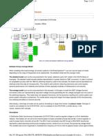 Statcom Avg Model