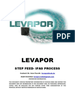 LEVAPOR Step Feed IFAS Process