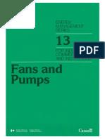 EMS 13 Fans and Pumps