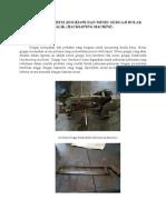 Perawatan Mesin Gergaji Hacksawing Machine