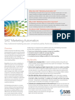 Sas Marketing Automation 101653