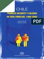 Trabajo Decente Calidad de Vida Familiar (OIT)