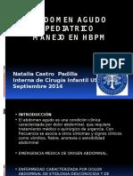 Abdomen Agudo Pediatrico NATI.pptx