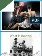 Boxing Presntation