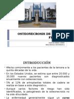 Osteonecrosis de cabeza femoral.pptx