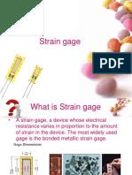 New Strain Gauge