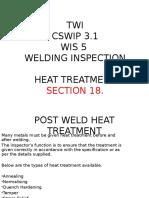 3. Heat Treatment