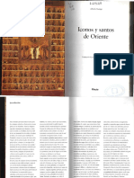 Tradigo Alfredo - Diccionarios de Arte - Iconos Y Santos de Oriente