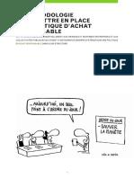 A03-Methodologie Pour Mettre en Place Une Politique Dachat Responsable