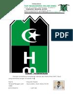 Surat Pernyataan Pengurus KNPI Banda Aceh
