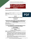 Ley Para La Promoción de La Convivencia Libre de Violencia en El Entorno Escolar Del Distrito Federal