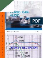 A_1car-Audio Ondas de Recepción y El Receptor