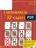 L'Art de La Cartomancie en 32 Cartes
