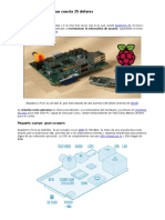 Raspberry Pi, PC de $35