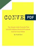 Convert 2014 - Frank Kern
