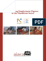 214685211 Research NCAER Study Employment Figures Handloom Sector
