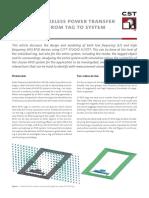 CST Whitepaper RFID Simulation Tag System Level