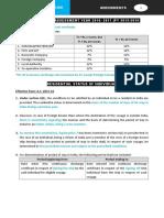 Amendments by Finance Act,2015