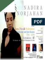 Nadira Norjahan updates