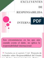 4. Causas Excluyentes de Responsabilidad Internacional