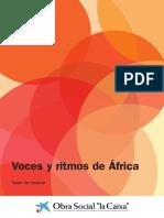 Voces y Ritmos de Africa