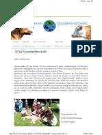 2014-Sommerbericht
