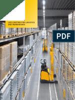 Brochure Logistics En