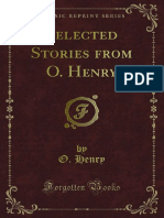 Selected Stories From O'Henry 1000328146