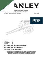 STPT600 Manual
