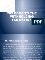 Withholding Tax System (Philippines)