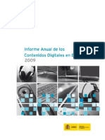 Informe Anual Contenidos Digitales