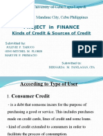 Finance Project Ppt.