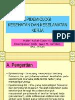 Epidemiologi K3