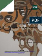 Antropologia politica II- Ejercicios Autoevaluacion
