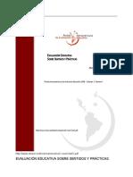 Evaluación Educativa-Sentidos y Prácticas. Margarita Poggi