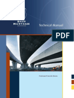 Bridge Beam Technical Manual