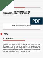 Formación de Operadores de Tronadura Para La Mineria