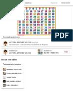 Los Numeros Del 1 Al 50 Para Niños _ ALOjamiento de IMágenes _ MATES Y REMATES _ Pinterest