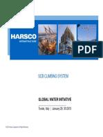 Harsco SCB Climbing System