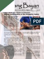 2nd Ed InangBayan Kidapawan
