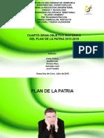 Diapositivas Plan de La Patria